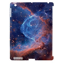 Thor s Helmet Apple Ipad 3/4 Hardshell Case (compatible With Smart Cover) by trendistuff