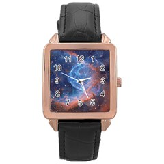 Thor s Helmet Rose Gold Watches