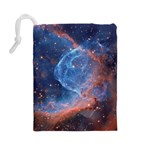 THOR S HELMET Drawstring Pouches (Large)  Back