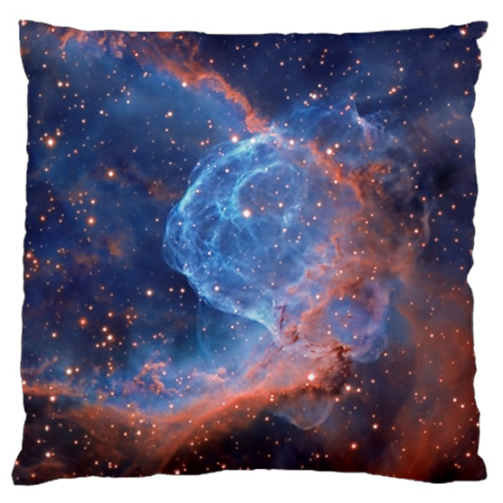 THOR S HELMET Large Flano Cushion Cases (Two Sides)