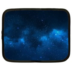 Starry Space Netbook Case (large)
