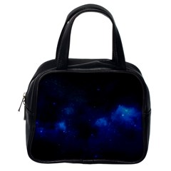 Starry Space Classic Handbags (one Side) by trendistuff