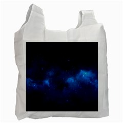 Starry Space Recycle Bag (one Side) by trendistuff