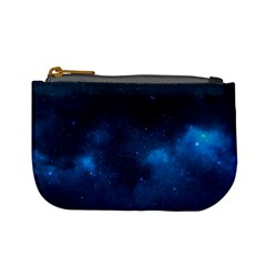 Starry Space Mini Coin Purses by trendistuff