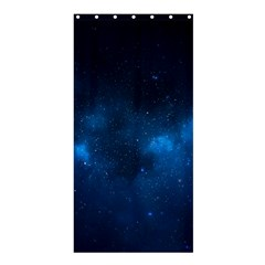 Starry Space Shower Curtain 36  X 72  (stall)