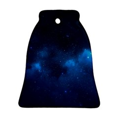Starry Space Bell Ornament (2 Sides)