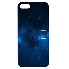 Starry Space Apple Iphone 5 Hardshell Case With Stand