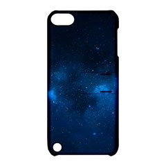 Starry Space Apple Ipod Touch 5 Hardshell Case With Stand