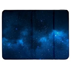 Starry Space Samsung Galaxy Tab 7  P1000 Flip Case