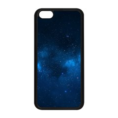 Starry Space Apple Iphone 5c Seamless Case (black)