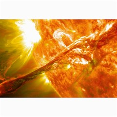 Solar Flare 2 Collage 12  X 18  by trendistuff