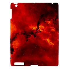 Rosette Nebula 2 Apple Ipad 3/4 Hardshell Case by trendistuff