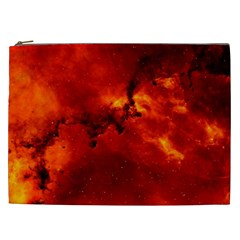 Rosette Nebula 2 Cosmetic Bag (xxl)  by trendistuff