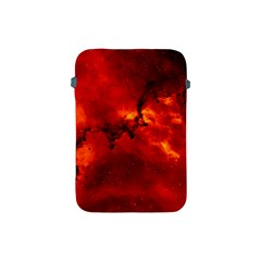 Rosette Nebula 2 Apple Ipad Mini Protective Soft Cases by trendistuff