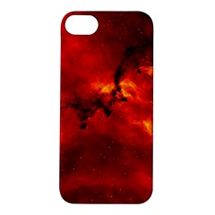 Rosette Nebula 2 Apple Iphone 5s Hardshell Case by trendistuff