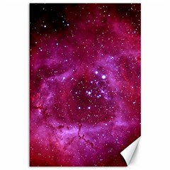 Rosette Nebula 1 Canvas 12  X 18   by trendistuff