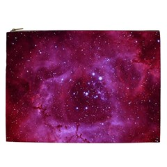Rosette Nebula 1 Cosmetic Bag (xxl)  by trendistuff