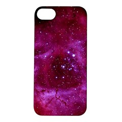 Rosette Nebula 1 Apple Iphone 5s Hardshell Case by trendistuff