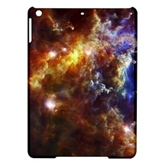 Rosette Cloud Ipad Air Hardshell Cases by trendistuff