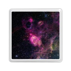 Purple Clouds Memory Card Reader (square)