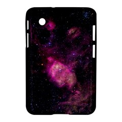Purple Clouds Samsung Galaxy Tab 2 (7 ) P3100 Hardshell Case  by trendistuff