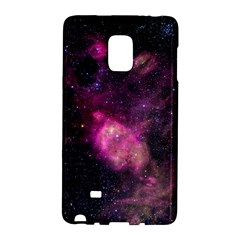 Purple Clouds Galaxy Note Edge by trendistuff
