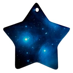 Pleiades Star Ornament (two Sides)  by trendistuff