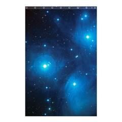 Pleiades Shower Curtain 48  X 72  (small)  by trendistuff