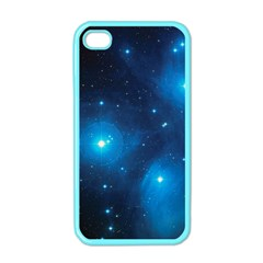 Pleiades Apple Iphone 4 Case (color) by trendistuff