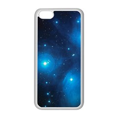 Pleiades Apple Iphone 5c Seamless Case (white) by trendistuff