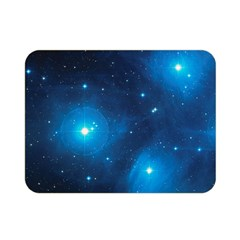 Pleiades Double Sided Flano Blanket (mini)  by trendistuff