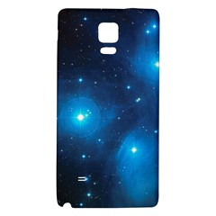 Pleiades Galaxy Note 4 Back Case by trendistuff