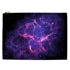 Pia17563 Cosmetic Bag (xxl)  by trendistuff