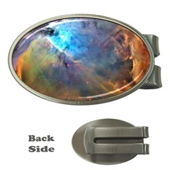 Orion Nebula Money Clips (oval)  by trendistuff