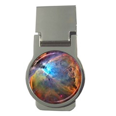 Orion Nebula Money Clips (round)  by trendistuff