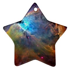Orion Nebula Star Ornament (two Sides)  by trendistuff