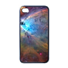 Orion Nebula Apple Iphone 4 Case (black) by trendistuff
