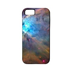 Orion Nebula Apple Iphone 5 Classic Hardshell Case (pc+silicone) by trendistuff