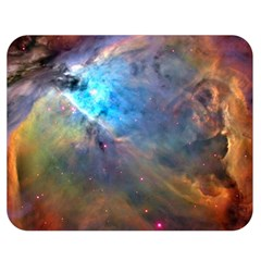 Orion Nebula Double Sided Flano Blanket (medium)  by trendistuff