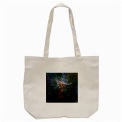 Mystic Mountain Tote Bag (cream)  by trendistuff