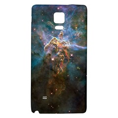Mystic Mountain Galaxy Note 4 Back Case by trendistuff