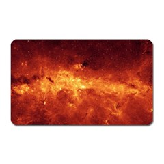 Milky Way Clouds Magnet (rectangular) by trendistuff