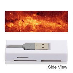 Milky Way Clouds Memory Card Reader (stick)  by trendistuff