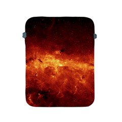 Milky Way Clouds Apple Ipad 2/3/4 Protective Soft Cases by trendistuff