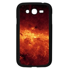 Milky Way Clouds Samsung Galaxy Grand Duos I9082 Case (black) by trendistuff