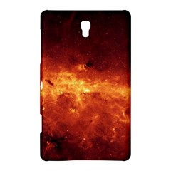 Milky Way Clouds Samsung Galaxy Tab S (8 4 ) Hardshell Case  by trendistuff