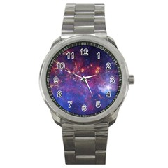 Milky Way Center Sport Metal Watches by trendistuff