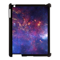 Milky Way Center Apple Ipad 3/4 Case (black) by trendistuff