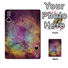 Ic 1396 Playing Cards 54 Designs  by trendistuff