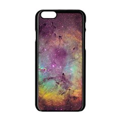 Ic 1396 Apple Iphone 6/6s Black Enamel Case by trendistuff